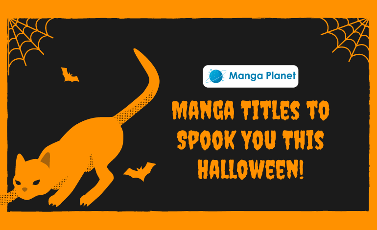 Photo of Six Manga Planet Titles to Spook You This Halloween!