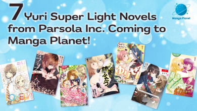 Photo of Manga Planet Licenses Seven Yuri Super Light Novels from Parsola Inc.