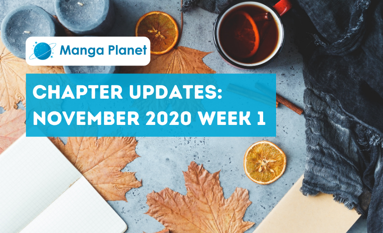Photo of Manga Planet Chapter Updates: November 2020 Week 1