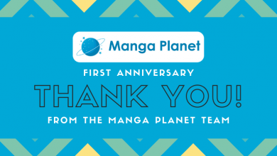 Photo of Today is Manga Planet's First Anniversary!