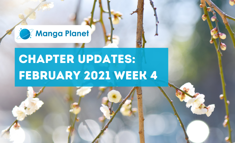 Photo of Manga Planet Chapter Updates: February 2021 Week 4