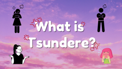 what is tsundere